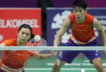 Chan Peng Soon/Goh Liu Ying aim for strong outing at Badminton Asia Championships. (photo: Bernama)