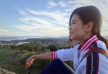 Goh Liu Ying posts some beautiful landscape pictures in New Zealand one day after winning the epic New Zealand Open final. (photo: Goh Liu Ying's Facebook)