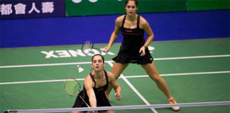 No matter what happens, hope to see the Stoeva sisters come back playing competitive badminton asap! (photo: Power Sport Images/Getty Images)