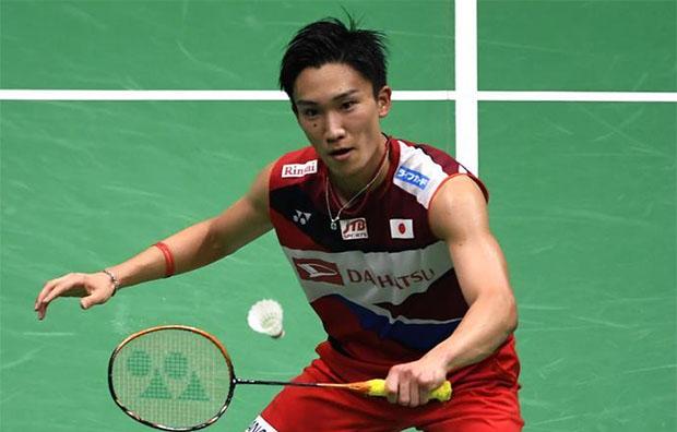 Kento Momota remains World No. 1 despite loss in Sudirman Cup final. (photo: Xinhua)