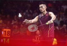 Lin Dan is the greatest badminton player of all-time. (photo: AFP)