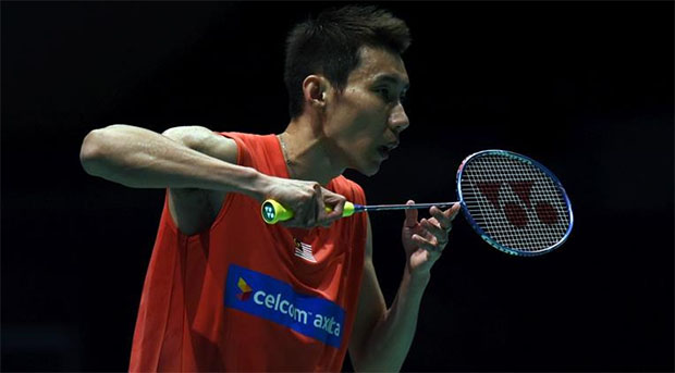Lee Chong Wei: I am not retiring! (photo: Bernama)