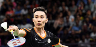 We will 100% respect what Lee Chong Wei decides. (photo: Albert Perez/Getty Images)