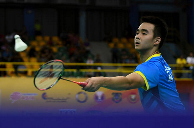 Soong Joo Ven is looking strong at 2019 Malaysia International Series. (photo: Robertus Pudyanto/Getty Images)