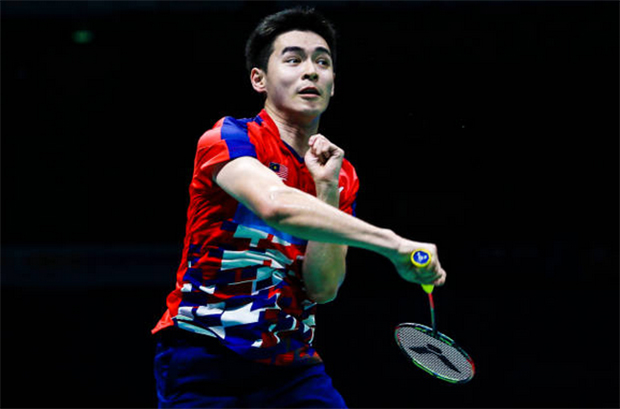 Cheam June Wei needs a real breakthrough in his career. (photo: VCG)