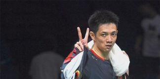 Daren Liew gets a tough draw at Indonesia Open. (photo: Bernama)