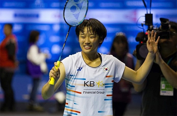 An Se-Young is undoubtedly a rising star in the World of badminton. (photo: BWF/Jonathan Stone)