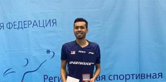 Congratulations to Iskandar Zulkarnain for winning the 2019 White Nights International Challenge. (photo: Iskandar Zulkarnain's Instagram)
