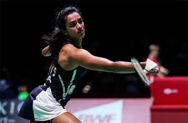 PV Sindhu is Highest-Paid Female Athlete in badminton. (photo: Shi Tang/Getty Images)