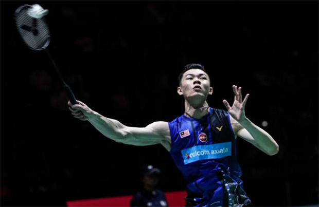 Lee Zii Jia is well on his way to becoming World's top player. (photo: Shi Tang/Getty Images)