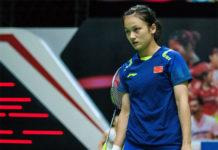Zhang Yi Man books final berth at Vietnam Open. (photo: Baidu)