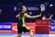 Tai Tzu Ying to meet Carolina Marin in the China Open final. (photo: Xinhua)