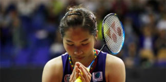 Ratchanok Intanon cleared of doping charge. (photo: AFP)