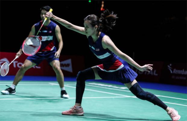 Chan Peng Soon/Goh Liu Ying enter Denmark Open second round. (photo: AFP)