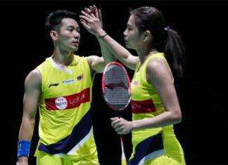Wish Chan Peng Soon/Goh Liu Ying best of luck in the Denmark Open quarter-final. (photo: AFP)