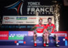 Kevin Sanjaya Sukamuljo/Marcus Fernaldi Gideon win the 2019 French Open. (photo: Shi Tang/Getty Images)