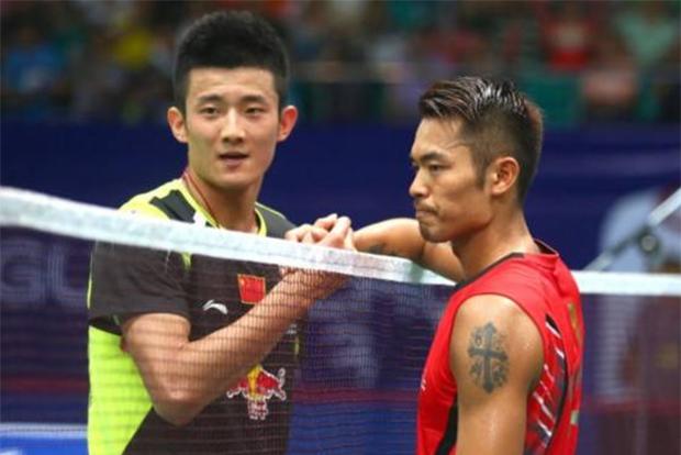 Lin Dan faces Chen Long in Fuzhou China Open first round. (photo: AFP)