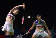 Chan Peng Soon/Goh Liu Ying cruise into Fuzhou China Open quarter-finals. (photo: Xinhua)