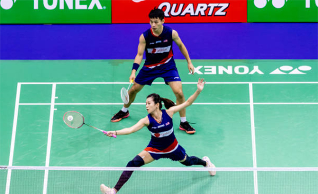 Chan Peng Soon/Goh Liu Ying are in Hong Kong Open second round. (photo: Yu Chun Christopher Wong/Eurasia Sport Images/Getty Images)