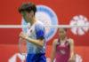 Chen Yufei beats Ratchanok Intanon for the 11th-time in 2019 Hong Kong Open final. (photo: Xinhua)