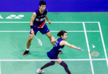 Chan Peng Soon/Goh Liu Ying advance to Korea Masters second round. (photo: Yu Chun Christopher Wong/Eurasia Sport Images/Getty Images)