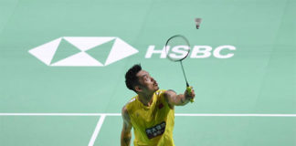 Lin Dan needs to win Korea Open in order to qualify for the 2019 BWF World Tour Finals. (photo: Xinhua)