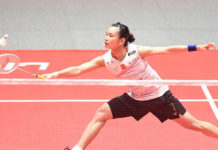 Tai Tzu Ying struggles in the first day of BWF World Tour Finals. (photo: Xinhua)