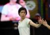 Ayane Kurihara to retire after the 2019 season. (photo: AFP)