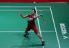 Kento Momota continue strong run at Malaysia Masters. (photo: Shi Tang/Getty Images)