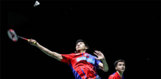 Teo Ee Yi/Ong Yew Sin are having strong run at Thailand Masters. (photo: Shi Tang/Getty Images)