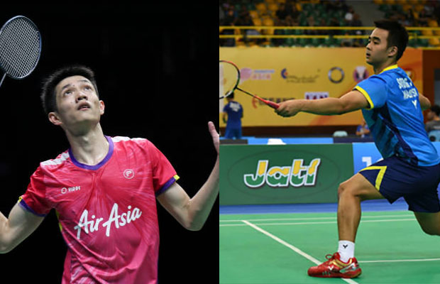Daren Liew, Soong Joo Ven re-join BAM as sparring partners for Lee Zii Jia.
