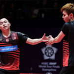 Aaron Chia/Soh Wooi Yik advance to Spain Masters quarter-finals. (photo: Shi Tang/Getty Images)