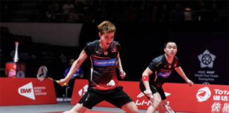 Aaron Chia/Soh Wooi Yik aim for strong outing at the 2020 All England. (photo: Shi Tang/Getty Images)