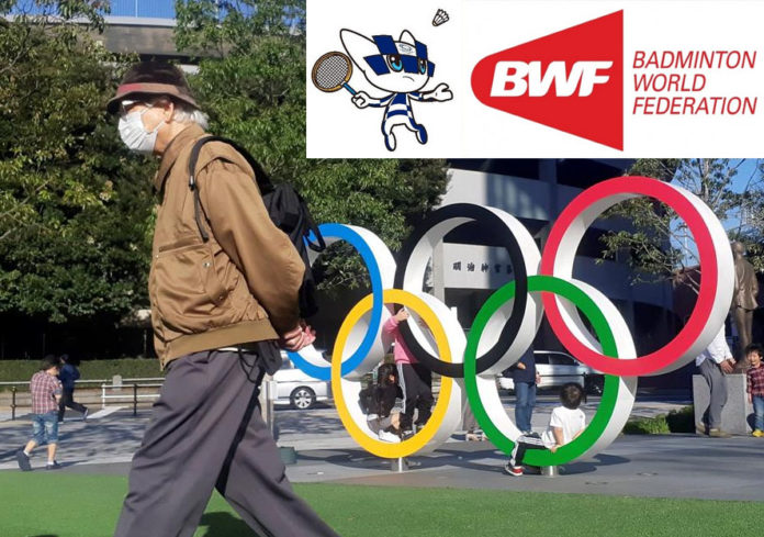 BWF and shuttlers around the world welcome decision to postpone the 2020 Tokyo Summer Games by a year as coronavirus pandemic accelerates. (photo: AFP)