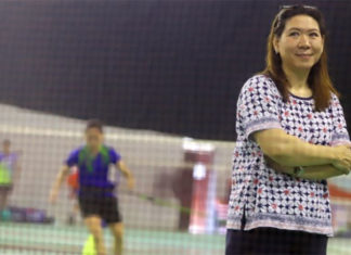Susi Susanti wants Indonesian shuttlers to learn how to protect themselves against the spread of Coronavirus. (photo: Detik)