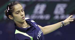 Saina Nehwal has been pretty sluggish at the international stage lately.