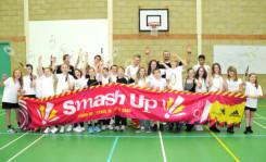 Team England badminton star Marcus Ellis