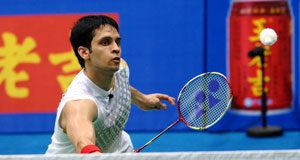 While Kashyap dropped four places, Mumbai's Ajay Jayaram climbed two places to 22nd in the men's singles rankings.