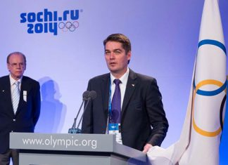 Poul-Erik Hoyer became IOC Member