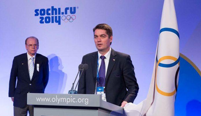 Poul-Erik Hoyer became IOC Member
