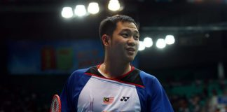 Koo Kien Keat in a file photo. He submitted his resignation letter to the Badminton Association of Malaysia on Feb 21, 2014. The contents of the letter are not known.
