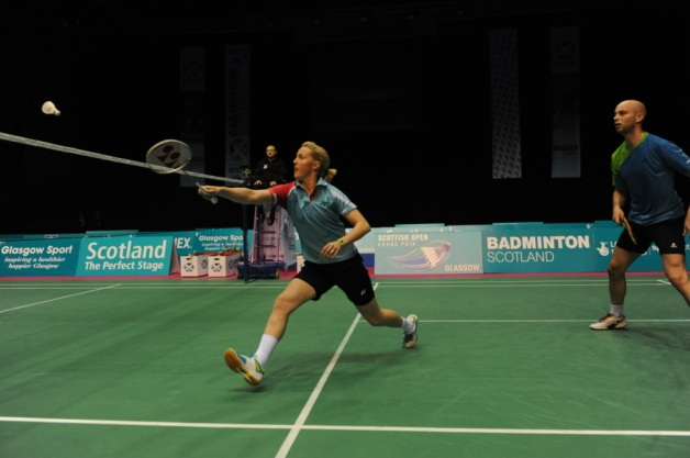 Milngavie's Imogen Bankier and badminton mixed doubles partner Robert Blair are all set to defend their French International title in Orleans this weekend.