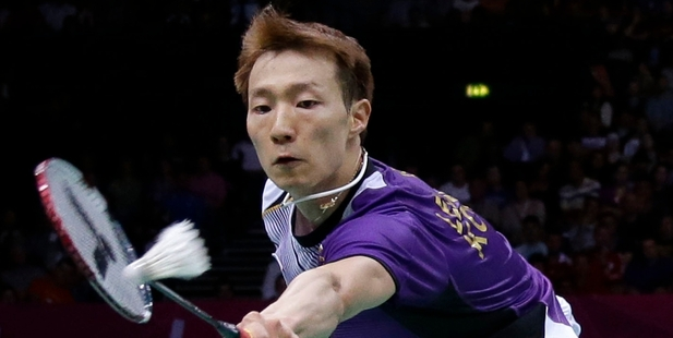 Korea's Lee Hyun-il was fourth at the London Olympics in 2012.