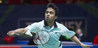 Sourabh Varma is a rising star for India