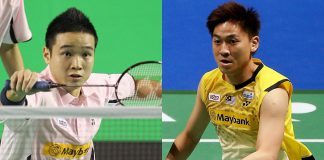 Ow Yao Han picked as Tan Boon Heong's new comrade