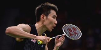 Lee Chong Wei is on course to his fourth title this year