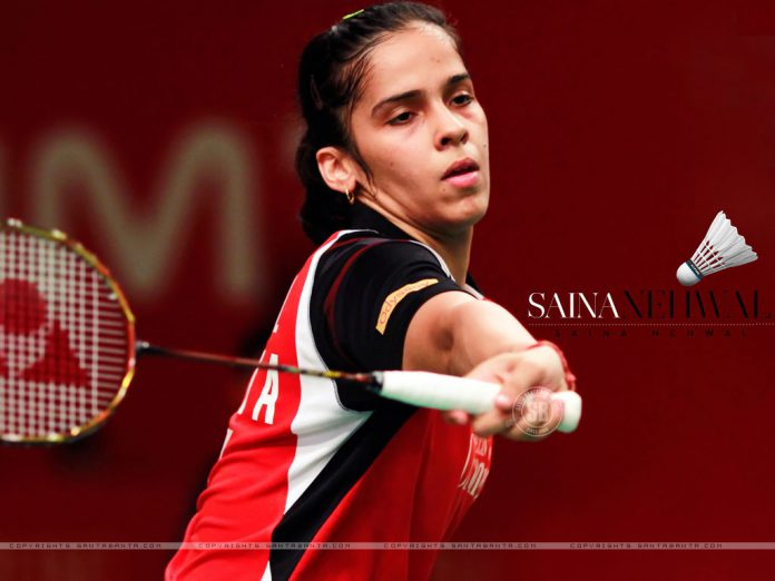 Saina has been doing poorly after 2012 Olympics. May be she is getting rich from all type of sponsorships, and started to lose focus on the court?