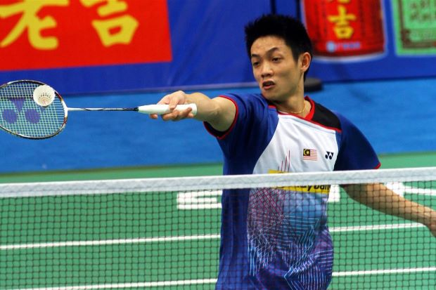 Daren Liew's fortunes have taken a dramatic downturn recently