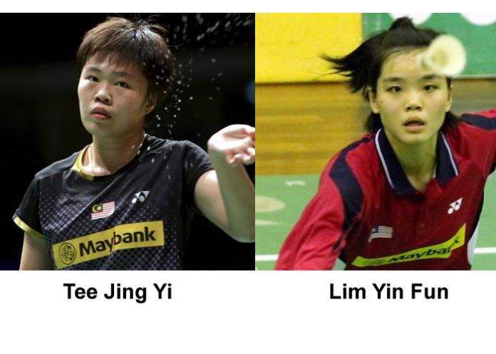 Good job girls! Daren Liew should learn from you guys running end to end and fighting for every shots