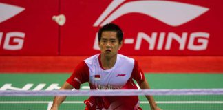 It was left to Simon Santoso to save the day for the Indonesian after the game was tied at 2-2.
